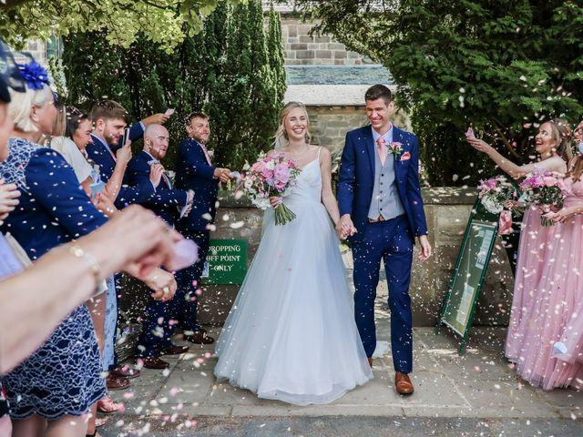 Scott and Fran's Wedding in Harrogate, North Yorkshire 73