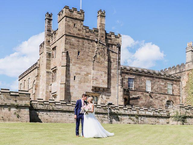 Scott and Fran's Wedding in Harrogate, North Yorkshire 107
