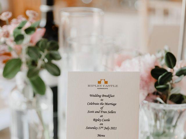 Scott and Fran's Wedding in Harrogate, North Yorkshire 143
