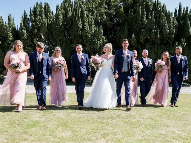 Scott and Fran's Wedding in Harrogate, North Yorkshire 151