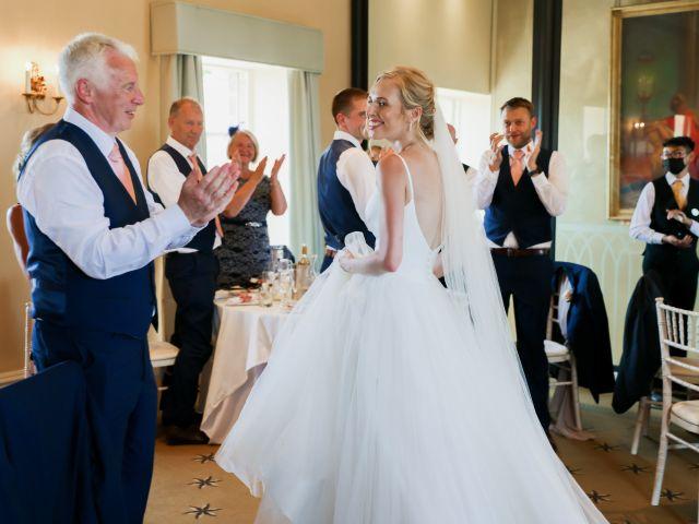 Scott and Fran's Wedding in Harrogate, North Yorkshire 154
