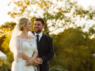 Georgie & Sam's wedding