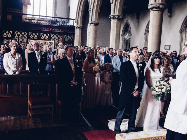 Mike and Kate's Wedding in Cobham,  115
