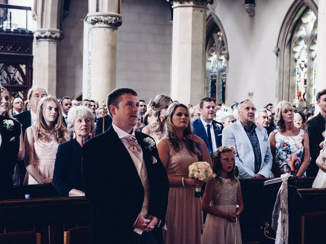 Mike and Kate's Wedding in Cobham,  116