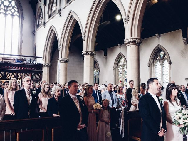 Mike and Kate's Wedding in Cobham,  118