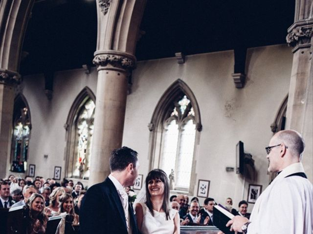 Mike and Kate's Wedding in Cobham,  124