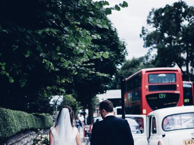 Mike and Kate's Wedding in Cobham,  160