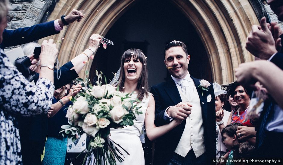Mike and Kate's Wedding in Cobham,