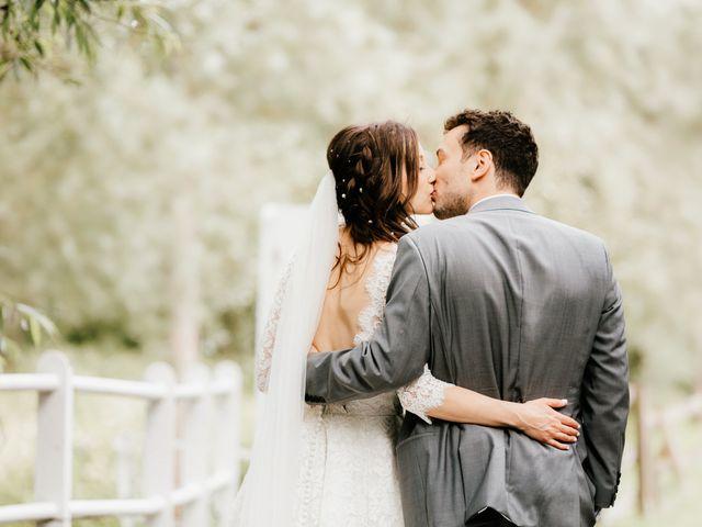 Sarah & Nick's wedding