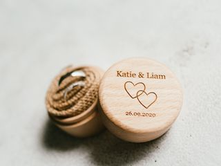 Katie & Liam's wedding 2