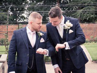 Alex & Josh's wedding 2