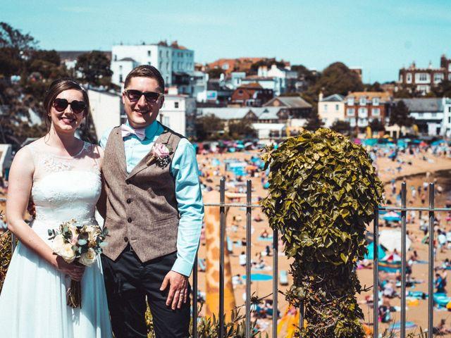 Andrew & Laura's wedding