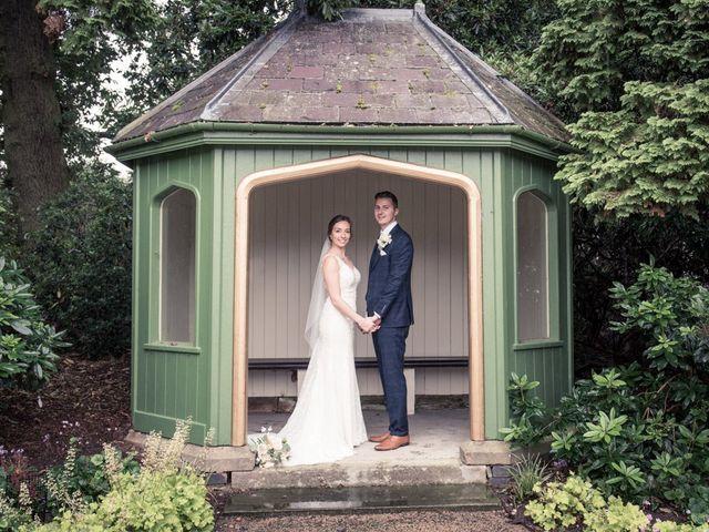 Alex & Josh's wedding