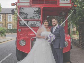 Jess & Ben's wedding