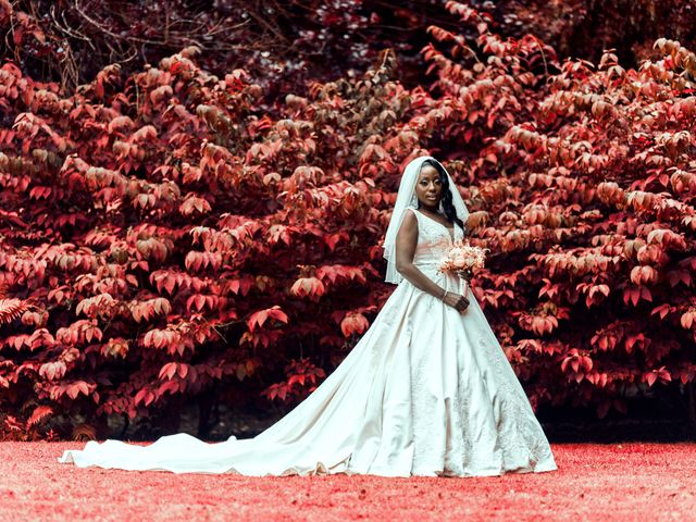 Andria & Otin's wedding
