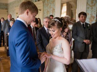 Sarah & Iain's wedding 2