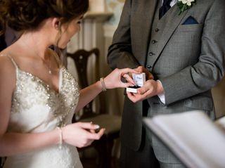 Sarah & Iain's wedding 3