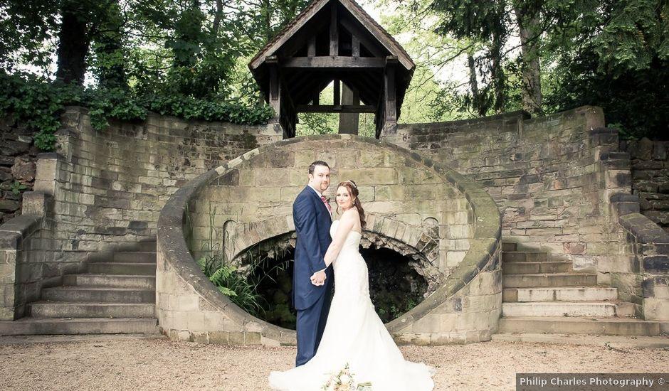 Sean and Michelle's Wedding in Sutton Coldfield, West Midlands
