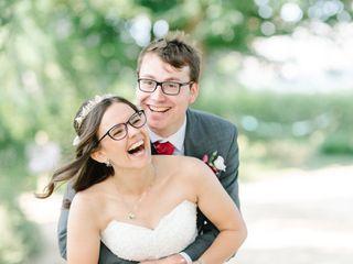 Anna & Marcus's wedding