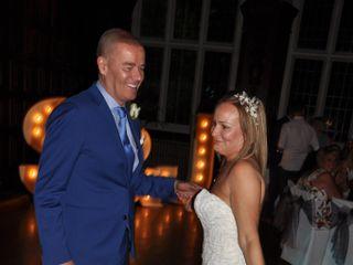 Sue & James's wedding 1