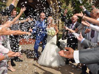 Sue & James's wedding
