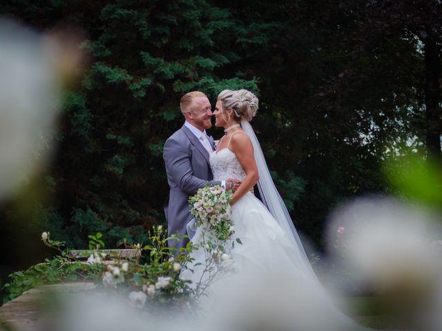 Jake & Kelly's wedding