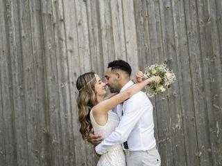 Olivia & Carlos's wedding
