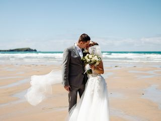Hannah & Steven's wedding