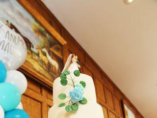 Andrew & Lisa's wedding 1