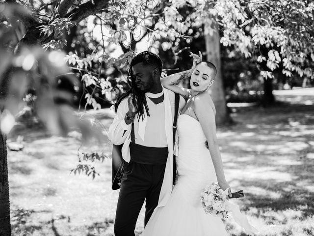 Cat & Ade's wedding