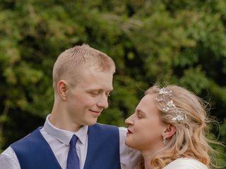 Adam & Rebecca's wedding 1