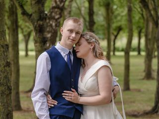 Adam & Rebecca's wedding 3