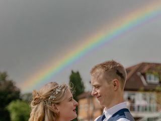 Adam & Rebecca's wedding