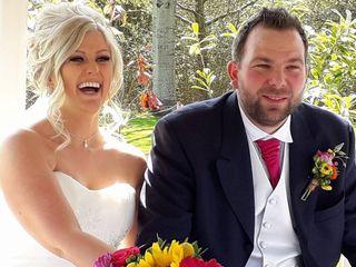 Alexandra & Jay's wedding