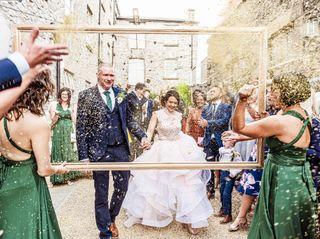 Rosina & Matthew's wedding
