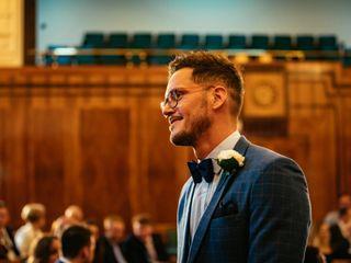 Deirdre & Ben's wedding 3