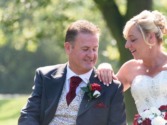 Jimmy & Lynne's wedding