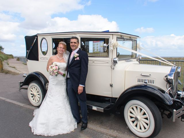 Lucy & Mark's wedding