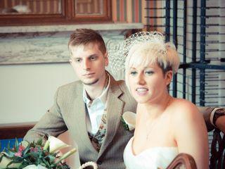 Ellie & David's wedding