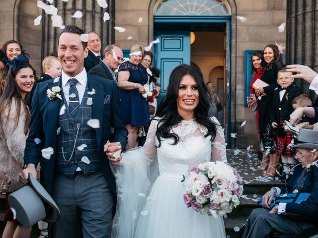 Billie & David's wedding