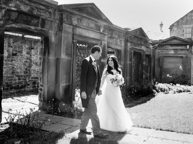 David and Billie's Wedding in Edinburgh, Lothian & Borders 41