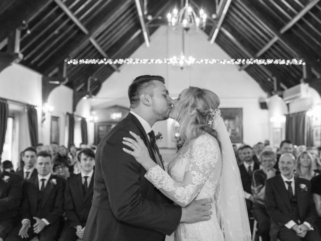 James & Gemma's wedding