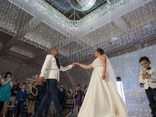 Mike & Alexandra's wedding