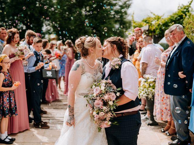 Elizabeth & Emily's wedding