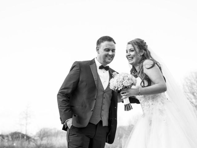 Rebecca & Matt's wedding