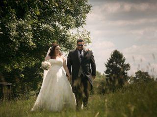Miranda & Rob's wedding
