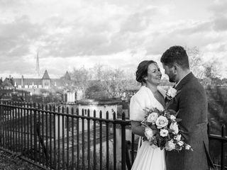 Lucy & James's wedding 1