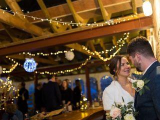 Lucy & James's wedding
