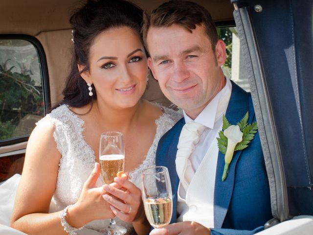Judith & John's wedding