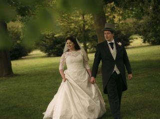 Jenni & Chris's wedding